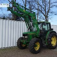 Tracteur John Deere 6300 Power Quad