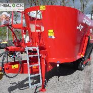 Trioliet Distribution trailer Solomix2