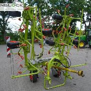 CLAAS Volto 870 Rotary haymaker
