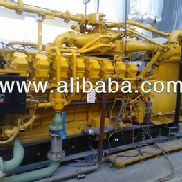 GAS GENSET COMPLETE POWER PLANT