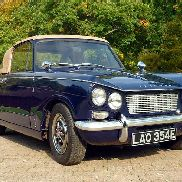 Triumph Vitesse Convertible Conversion