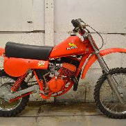Honda CR80 Elsinore