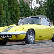 Lotus Elan S4 Drophead Coupe