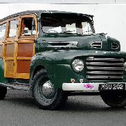 Ford F-1 V8 Woodie Estate