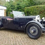 Aston Martin 1.5 Litre 12/50 Long Chassis Tourer
