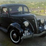 Ford Model 62 Saloon
