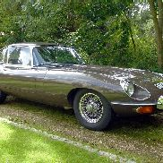 Jaguar E-Type 4.2 2+2