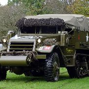 International Harvester M5 Half-Track Personnel Carrier