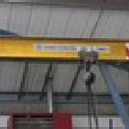 1 - Coubro and Scrutton Mobile A Frame Lifting Gantry