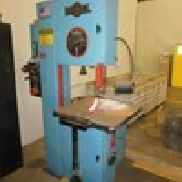 "1 - DoAll 2013-V 20"" Vertical Band Saw"