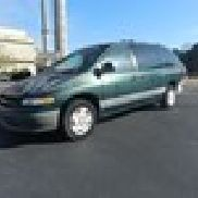 1 - 1996 Dodge Grand Caravan Kleinbus