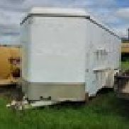 1 - 2005 Route 66 Tandem Axel Cargo Trailer