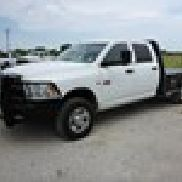 1 - 2012 Dodge 3500HD Crew Cab Pickup Truck