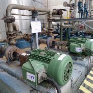 2 - 8280 100-HP Pumps