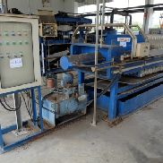 1 - Platinum Chemical Enginerring Co., Ltd PBA-800-37-32-7 TMDE 10.0 M3/HR Belt Filter Press