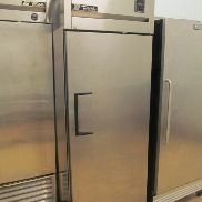 1 - True TR1F-1S Stainless Steel Freezer