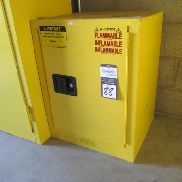 1 - Justrite 29046 24 Aerosol Can Safety Cabinet