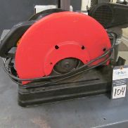 "1 - 14"" Abrasive Wheel Cut-Off Saw"