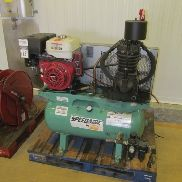 1 - Speedaire 4LW38/13H30 Gas Powered Air Compressor