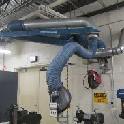 1 - Nederman Fume Extraction Arm