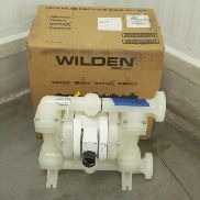 2 - Wilden Pneumatic Diaphragm Pumps