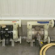 2 - Graco Pneumatic Diaphragm Pumps