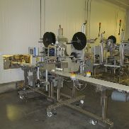 1 - WS Packaging Group, Inc. ASD50 RH Clamhell Tray Labellers