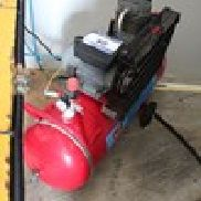1 - Airmec CRM 102 K11 Receiver Mounted Mobile Air Compressor
