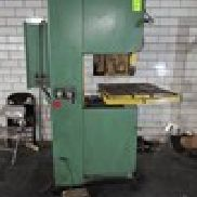 "1 - DoAll 2012-1H 20"" Vertical Band Saw"