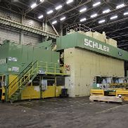 1 - Schuler TSB-2200-6-1200 Tri-Axis Transfer Press