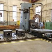 "1 - Asquith 4FB 6"" Floor Type Horizontal Boring Mill"
