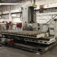 "1 - Giddings & Lewis 70-R6-T-3X 6 ""Type de table Boring Horizontal Mill"