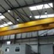 1 - Chesterfield Cranes Twin Beam Overhead Travelling Gantry Crane