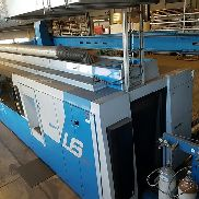 FINPOWER L-6 4 kw laser year 2006