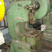ROUSSELLE 15 TON O.B.I. MECHANICAL PUNCH PRESS