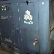 KELLOGG AMERICAN 75 HP ROTARY SCREW AIR COMPRESSOR