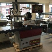 Stema table milling machine, type T 505