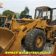 CATERPILLAR 966E Used wheel loader wheel loader