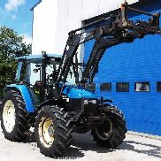 New Holland TS 100 + Q 545