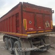 Brenta Semi-trailer tipper 10 tires