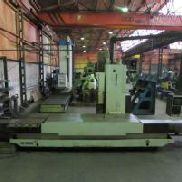 Fixed-bed type milling machine
