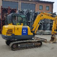 Mini pelle Doosan DX55