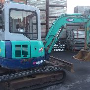 Mini excavator IHIMER 35 NX USED