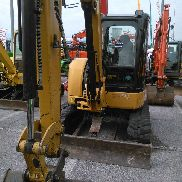 Mini excavator Caterpillar 304C CR
