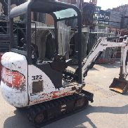 Mini Escavatore Bobcat 322