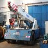 Electric crane Ormig 22 ton