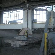GMM Tecna 36A Pont machine Scier