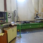 Biesse machining center
