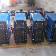 Miller XMS 403 and XMT 425 Welding Machines