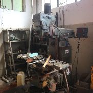 Novar Tv 1200 vertical milling machine